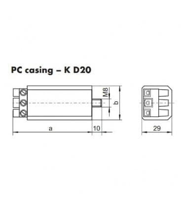 Z400 M K D20 Accenditore
