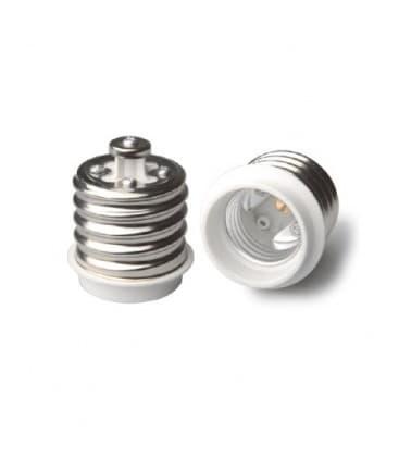 Adaptador de sostenedor lampara de E40 a E27 LA-ZKC-A4027 8033638775714
