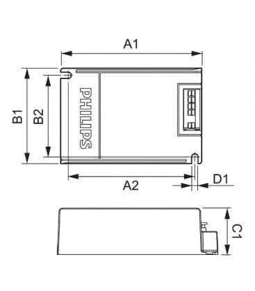 HID-PV E 35/S 220-240V CDM