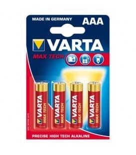 LR03 AAA alkaline 1.5V Max Tech