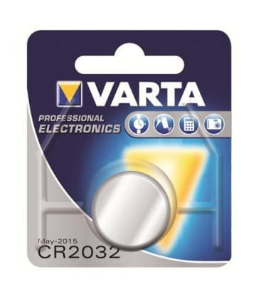 CR2032 Litij 3V 230mAh 6032 CR2032 4008496276882