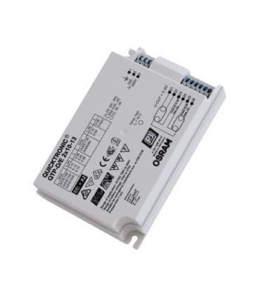 QTP-d-e 2x10-13W 220-240V