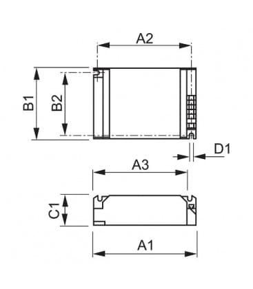 HID-PV C 150/S 220-240V CDM