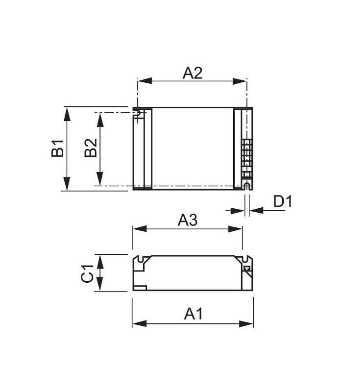 Philips HID-PV C 2x35 //I CDM 220-240V SS