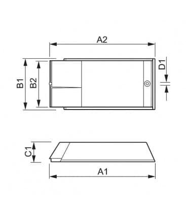 HID-PV C 50/I 220-240V CDM