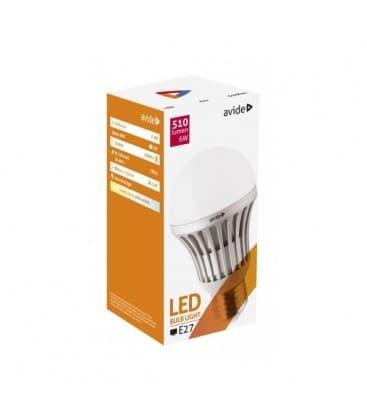 LED Globe G60  6W 220-240V NW E27