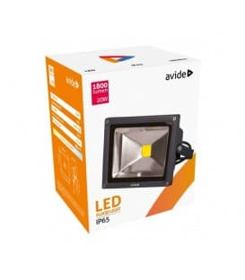 LED Flood light 20W (200W) NW IP65