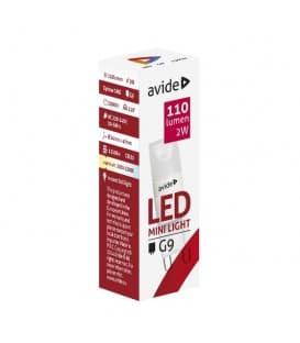 LED 2W WW G9