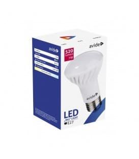 LED R63 7W CW E27
