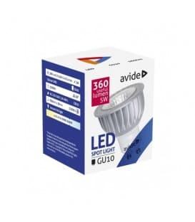 LED Spot COB 5W CW GU10