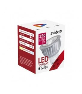 LED Spot COB 5W WW GU10