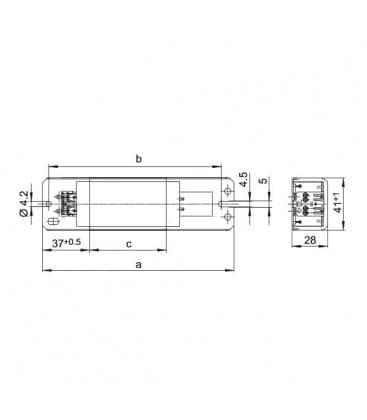 Vorschaltgerat L15.329 230V 50HZ T8