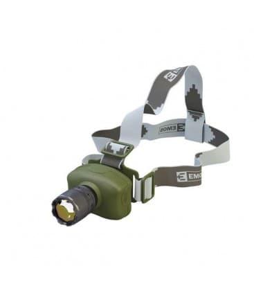 Stirnlampe LED 3W CREE 3xAAA+ zoom