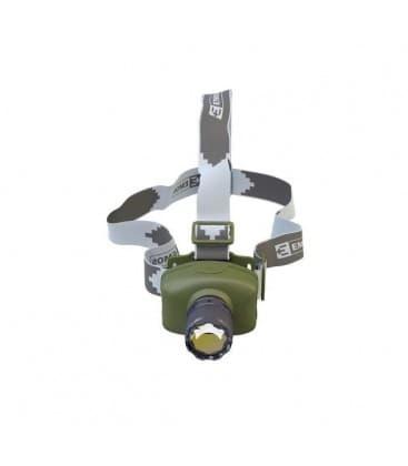 Naglavna svetilka LED 3W CREE 3xAAA s fokusom