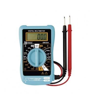 Multimetro digitale EM320A M0320 8592920002018