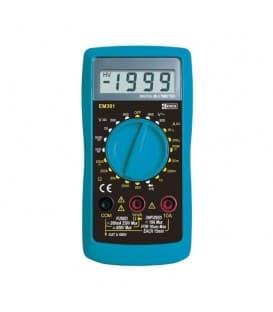 More about Digital multimeter EM391