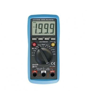 Multimètre numérique EM420B