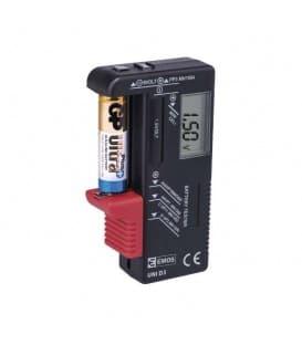 Más sobre Probador de la batería con LCD