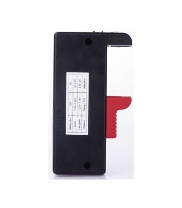 Probador de la batería con LCD