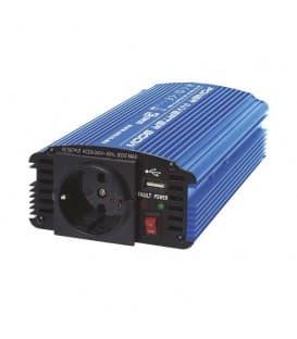 Inversor de potencia de 12V / 230V 300W