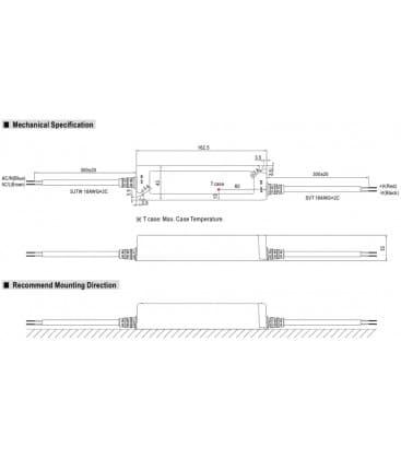 LPF-60-24, 24V / 60W / IP67