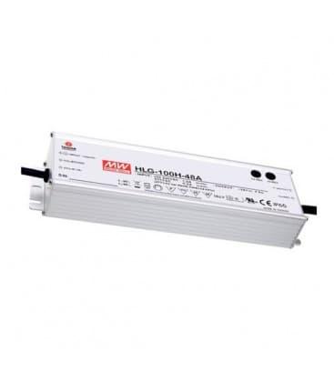 HLG 100H 24A 24V 96W IP65 HLG-100H-24A