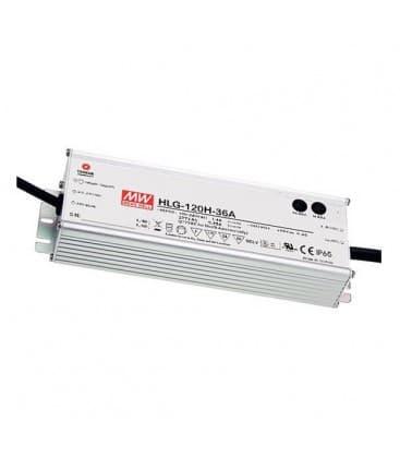 HLG 120H 24B 24V 120W IP67 HLG-120H-24B