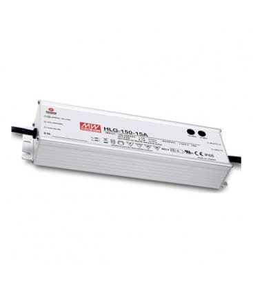 HLG-150H-12, 12V / 150W / IP67