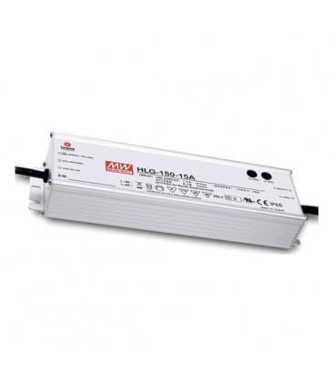 HLG-150H-24A, 24V / 150W / IP65