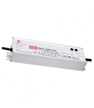 HLG 185H 12 12V 156W IP67 HLG-185H-12