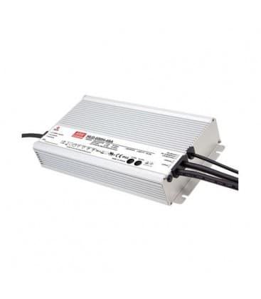 HLG 600H 12A 12V 480W IP65 HLG-600H-12A