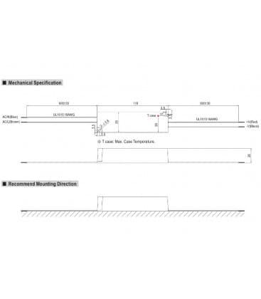 LPV-20-12, 12V / 20W / IP67