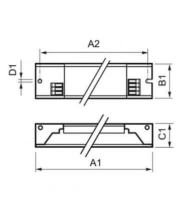 HF-P 2 14-35 TL5 HE III 220-240V
