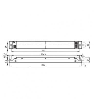 ELXc 135.231 1x14-35W T5