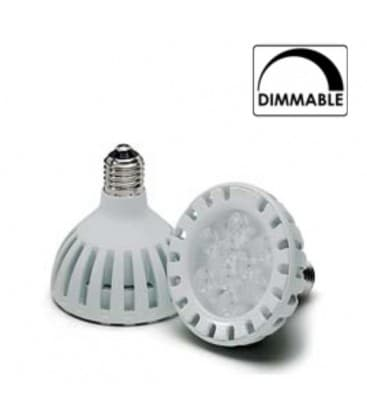 LED PAR30 12W WW 240V E27 38D Dimmerabile