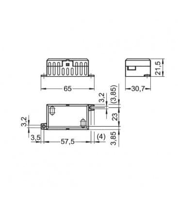 LEDline ECXe 350.192 9W 350mA