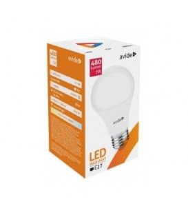LED Globe A60  7W 220-240V NW E27