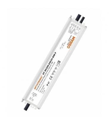 Optotronic OT 80/220V 24V DIM P IP67 Led OT-80-220-240-24-P-DIM 4008321981677