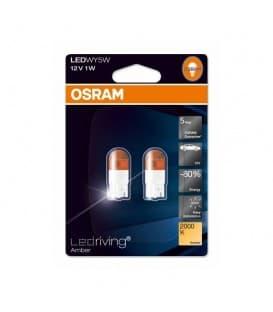 LEDriving Premium 2855YE 1W 12V W5W 2000K - Double Pack