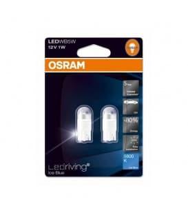 LEDriving Premium 2850BL 1W 12V W5W 6800K - Dvojno pakiranje