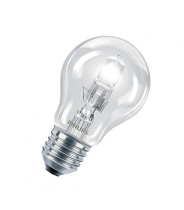 Halogen EcoClassic A55  53W 230V E27