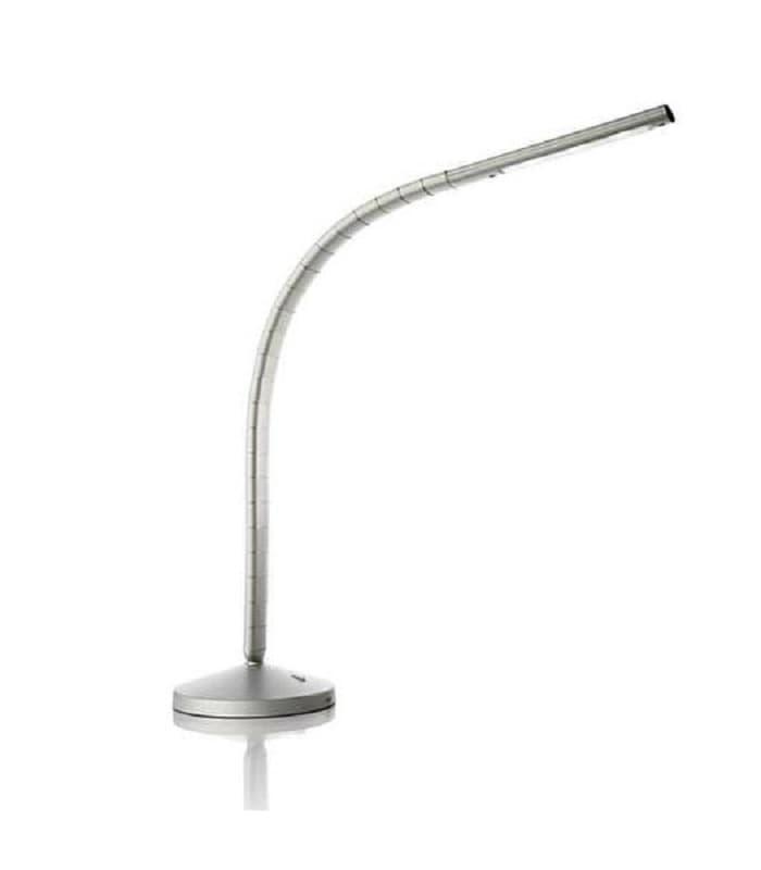 Ledino 69075 Led Table Light 3x 2 5w Aluminium Grey 66701 87 16 8717943742882 en -> Lampade A Led Ge