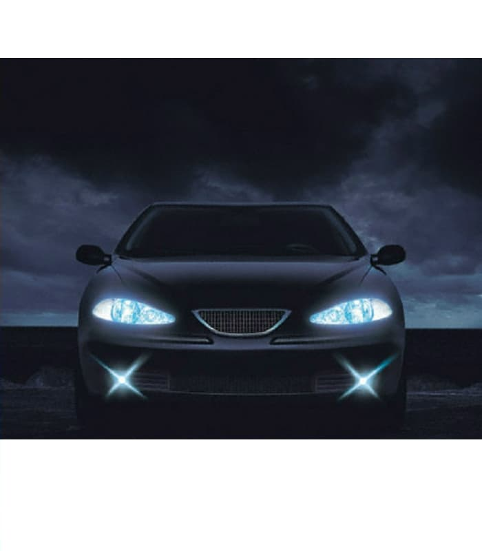 OSRAM HB4 9006 Cool Blue Intense 12v Xenon look Car BULBS Set
