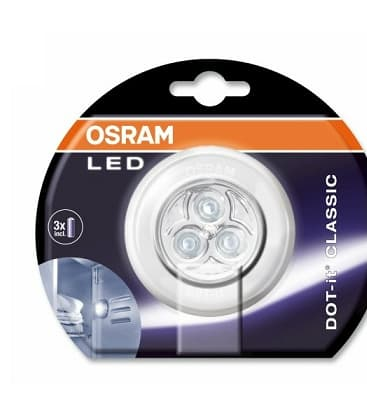 LED Dot-it Classic 0.23W 80142 Silver