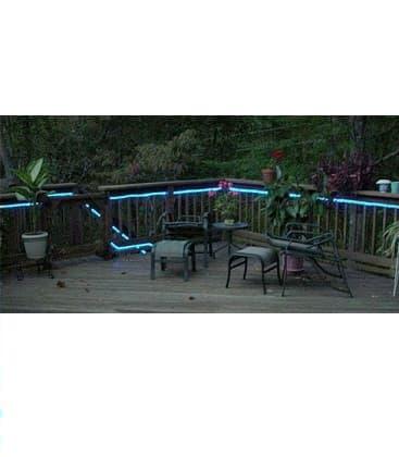 LED strips 12V 5050 7,2W/m IP65 waterproof blue