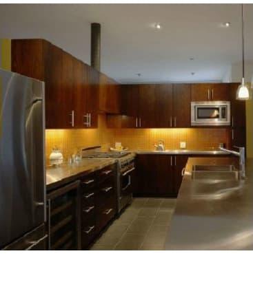 LED cabinet light 12V 3W WW 300mm trapezium