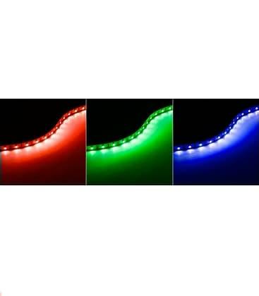 LED strips 12V 5050 7,2W/m IP65 waterproof RGB