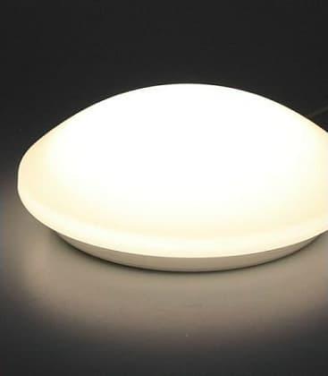 PD-fl2007 Microwave motion sensor ceiling light 2x13W