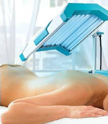 TL-K 40W uv-a (PUVA) Phototherapy