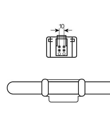 2D Watt-Miser F282DT5 28W-835 GR10q 4PIN